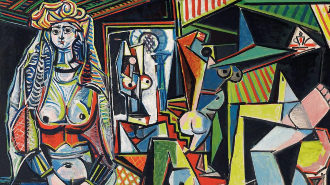 Pablo Picasso cubismo
