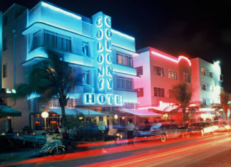 ART DECO de Miami Beach
