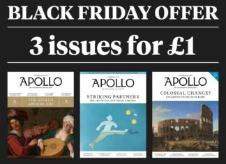 Apollo magazine art magazine