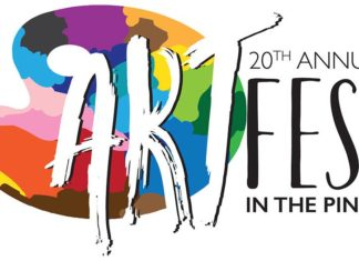 20th Annual Art Fest in the Pines