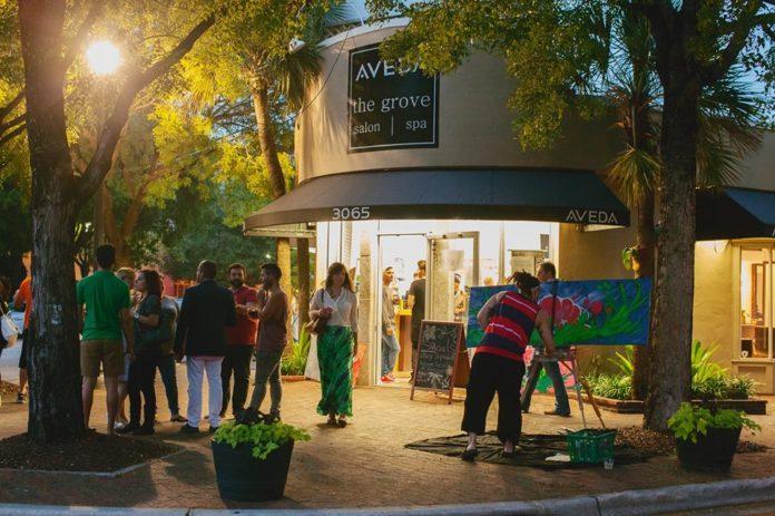 Fashion Art Music Night : First Saturdays Coconut Grove