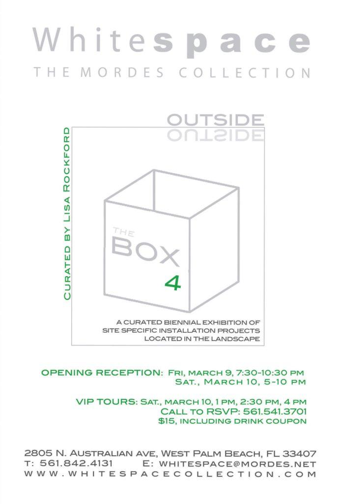 Outside the Box 4 Art Biennial