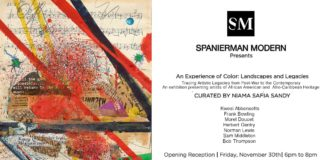 An Experience of Color: Landscapes & Legacies