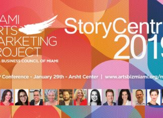 Miami Arts Marketing Project StoryCentric 2019