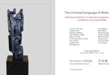 The Universal Language of Abstraction