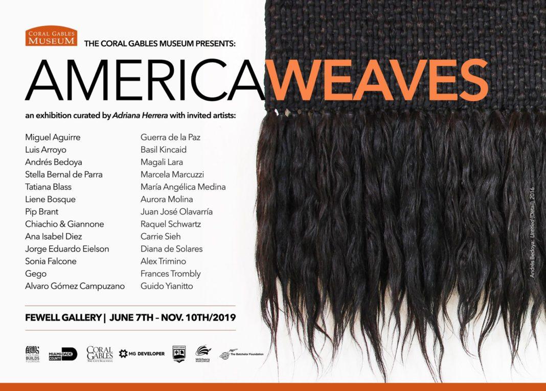 AMERICA WEAVES