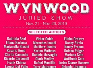 Wynwood Juried Show Fall edition 2019