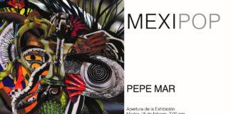 exhibición MEXIPOP