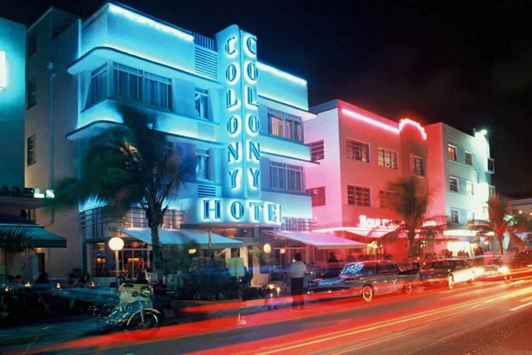 ART DECO de Miami Beach