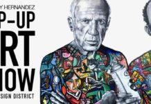 MIAMI POP-UP ART SHOW with ANTHONY HERNANDEZ