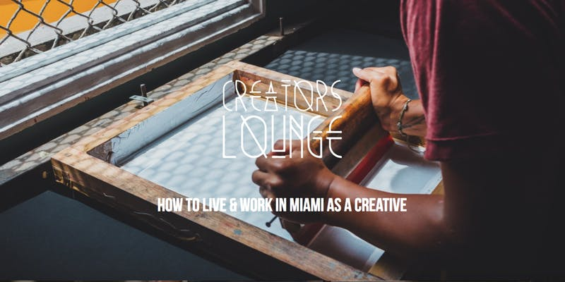 Making Miami Work for Visual Artist