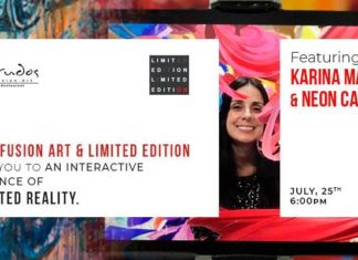 REALITY AUGMENTED: Art exhibition and presentation