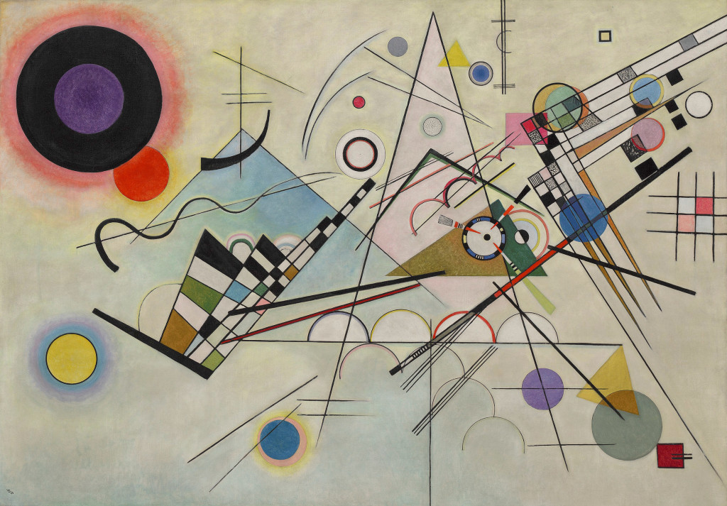 Wassily Kandinsky: A collection of 366 works