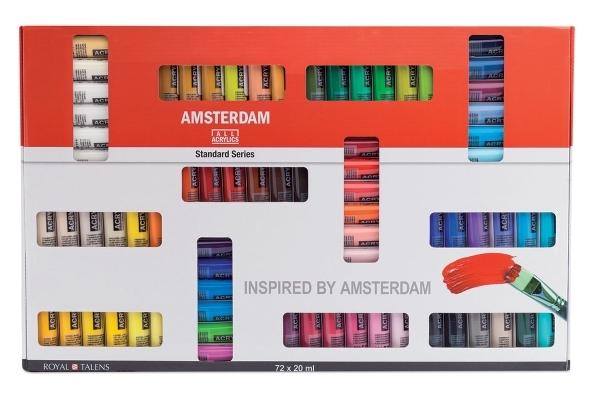 Amsterdam Standard Series Acrylics