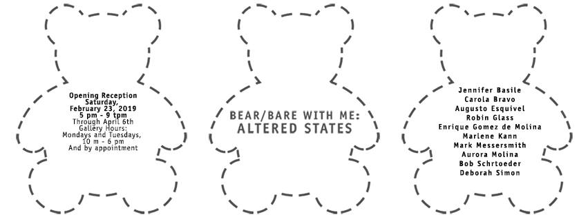 Bear-Bare With Me Altered States
