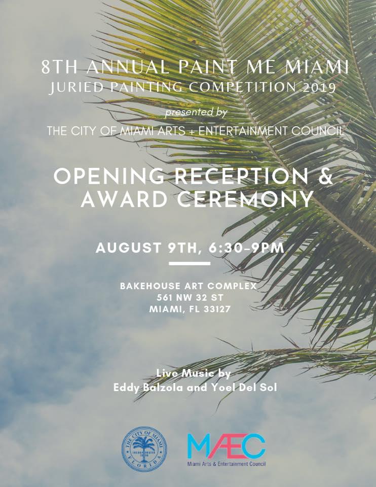 Paint Me Miami 2019