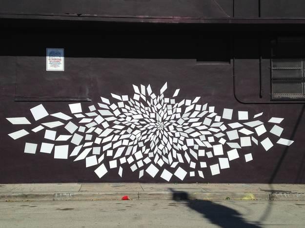 El arte urbano de Rafael Montilla