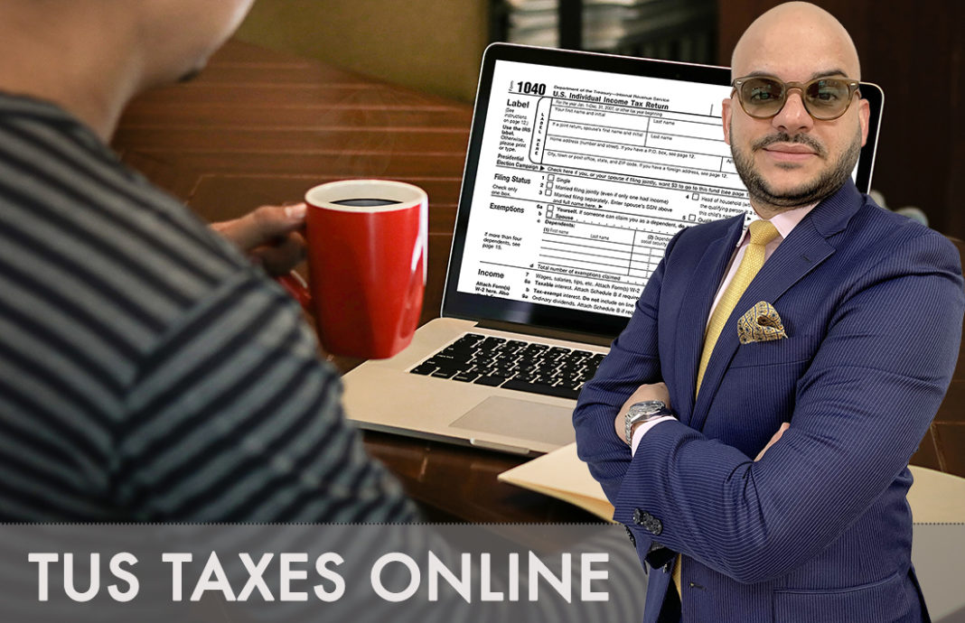 taxes online Miami