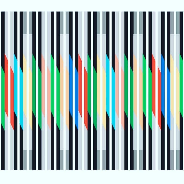 Juvenal Ravelo, arte cinético