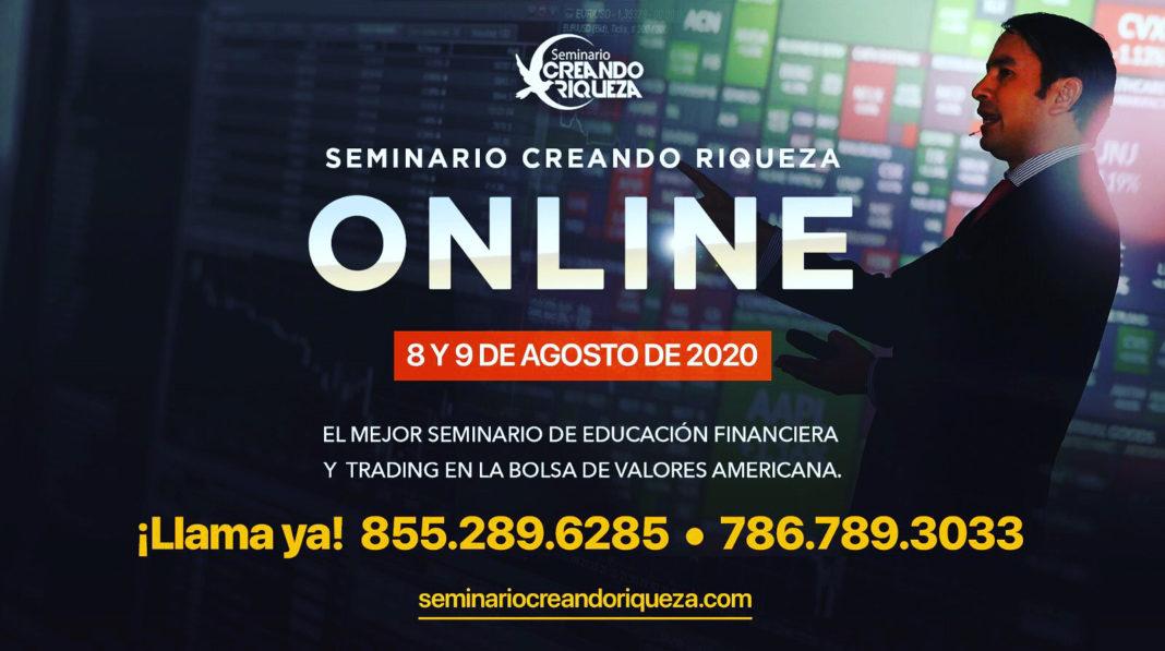 Alejandro Cardona - seminario creando riqueza