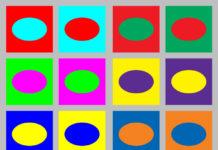 Los colores complementarios