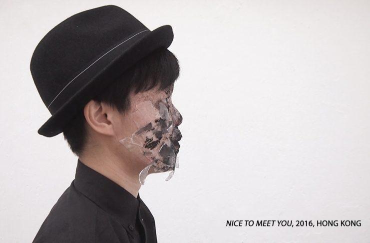 "Monique Yim ""Nice to Meet You"", Performance Art,"