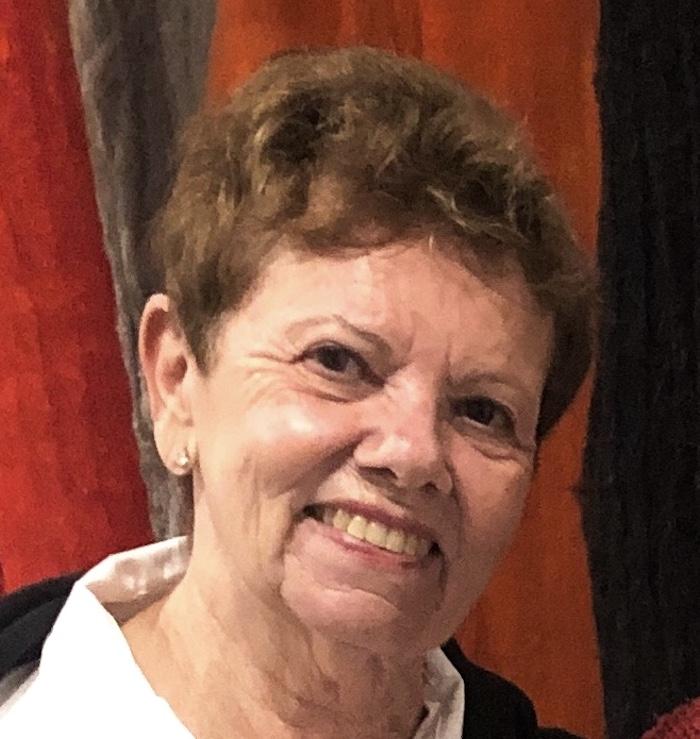 Carol Damian, curator of the Chapel of La Merced, Miam, Florida Colonial Art in Miami