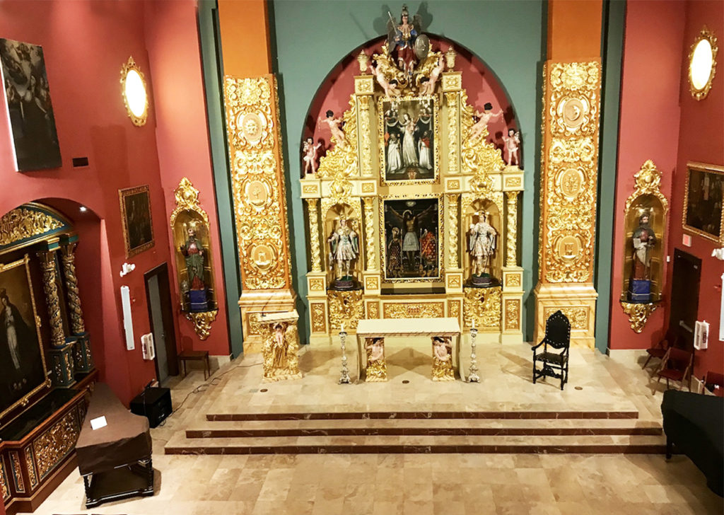 The-Chapel-of-Our-Lady-of-La-Merced-in-Miami.-View-of-the-Main-Altar