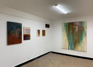 [Re]conocimiento, Pinturas de Renzo Rivera (Muestra presencial)