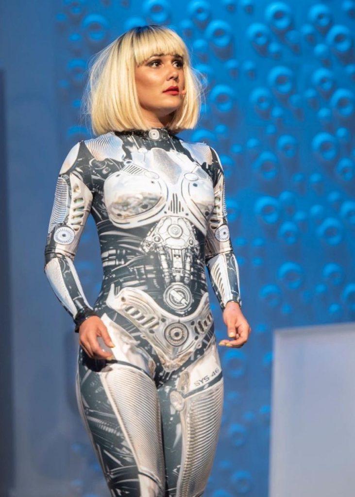 """""""Mi robot sexual"""" en el Teatro Trail"""