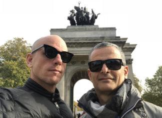 Diego Harispe y Alejandro Cacciola