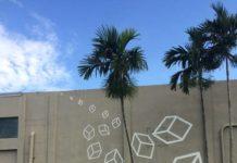 Rafael Montilla Kubes in Action Street Art