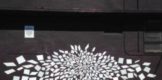 Big Bang Rafael Montilla Kubes in Action Street Art