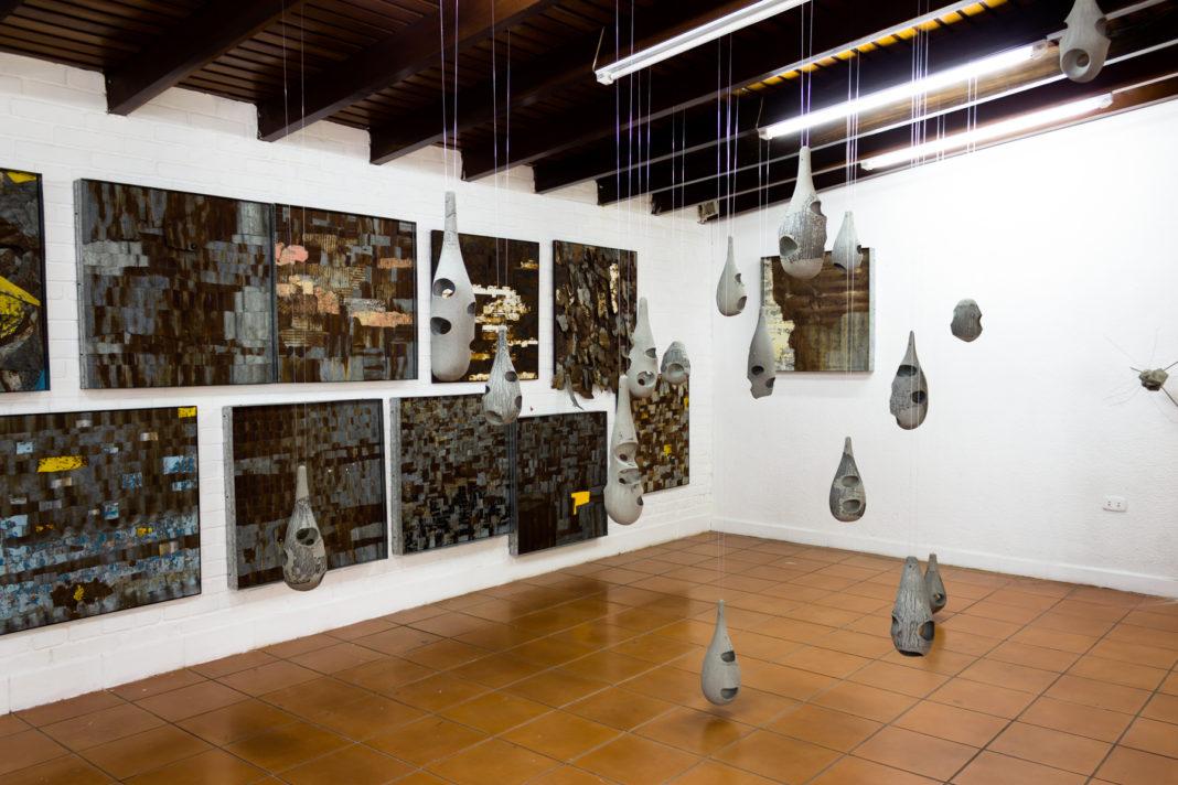 Robert Montilla: Anatomía del vacío
