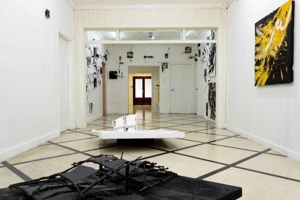 Samuel Baroni: Entramados