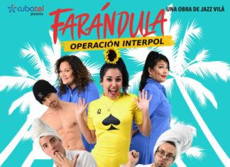 FARÁNDULA- OPERACIÓN INTERPOL